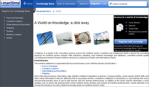 i-maritime Knowledge Base